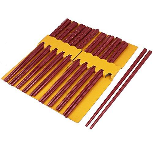 essstaebchen-sodialr-10-paar-chopsticks-kunststoff-und-rutschfesten-griffen-fuer-die-kueche-wein-rot