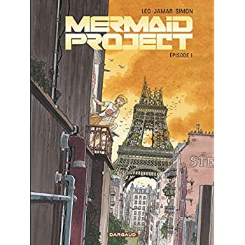 Mermaid Project - tome 1 - Mermaid Project (Episode 1)