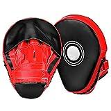 Queta mitts Taekwondo pre-curvate piatti artigli Trainer Kamfsport pastiglie boxe kickboxing artigli boxe