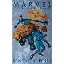 MARVEL LES INCONTOURNABLES N° 4 FANTASTIC FOUR