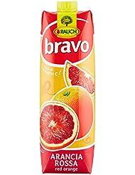 Rauch Bravo Bevanda con Arancia Rossa - 1 Litro