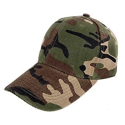 Hohe Qualität Männer Damen Camouflage Baseball Cap Outdoor Freizeit Sport Cap Upgrade von ZHMIAO Company - Outdoor Shop