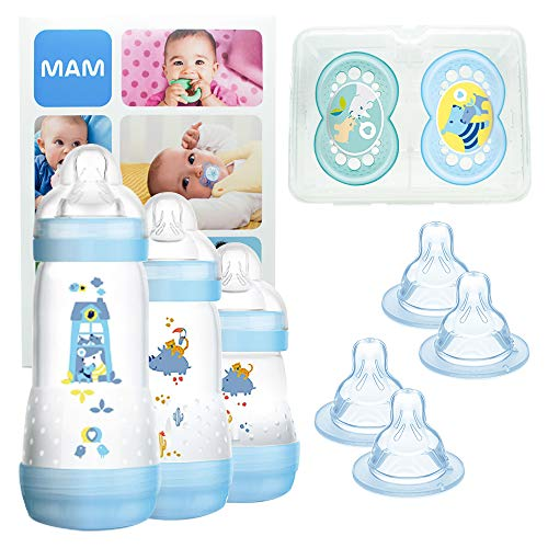 MAM Grow With Me Bottle Set
