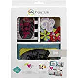American Crafts Project Life Kit, Mini, Heidi Swapp, transparente