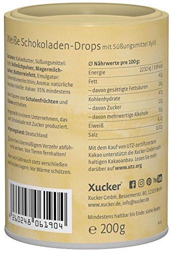 Xucker – Schoko-Drops Probierset (2 x 200g) - 2
