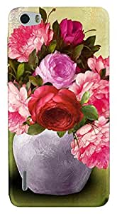 WOW 3D Printed Designer Mobile Case Back Cover For Huawei Honor 6 / Honor 6