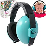 FridayBaby Newborn Baby Ear Protection - Comfortable and Adjustable Noise Cancelling Headphones