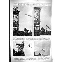 Golf De sauvetage d'Endroit de Hampstead Serrans Pearson Mauritzi d'Air Ouvert de 1900 Sports