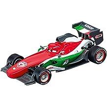 """Carrera GO!!! - Coche de juguete Disney Pixar Cars """"CARBON Francesco Bernoulli"""" , escala 1:43 (20064051)"""