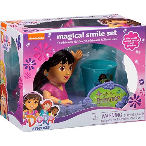 Dora-Nickelodeon magique Smile and Friends Lot de 3 pièces