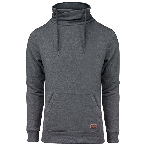 BLEND Herren Sweatshirt Pullover Grau