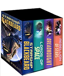 Starship Blackbeard: The Complete Series (English Edition)