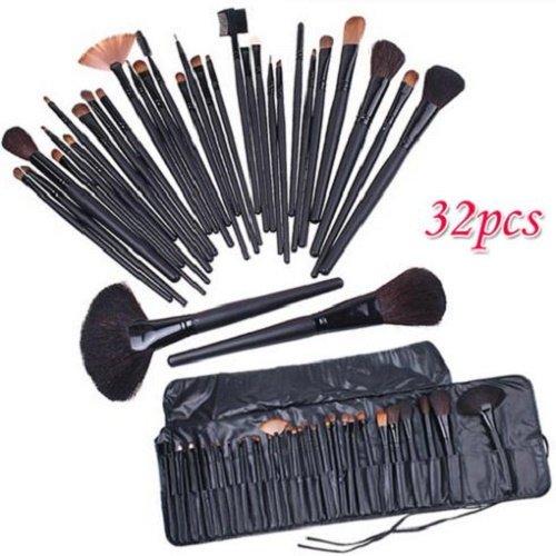 pochette 32 pinceaux maquillage neuf sous blister envoi de france sous 48 H