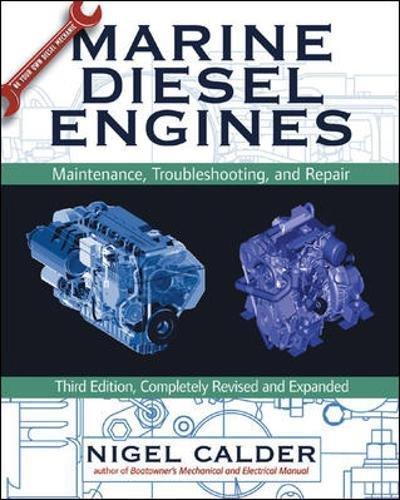 Marine Diesel Engines por Nigel Calder