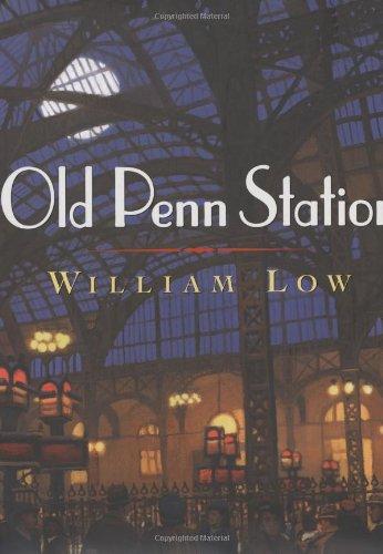 Penn Station New York New York (Old Penn Station)