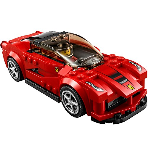 lego speed champions 75899 la ferrari vos. Black Bedroom Furniture Sets. Home Design Ideas