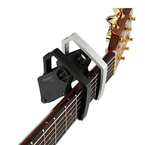 HKHJN Flanger FC-33 Acoustic Electric Guitar Capo Schnellwechselklemme HKHJN