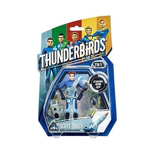 Thunderbirds Scott Action Figure