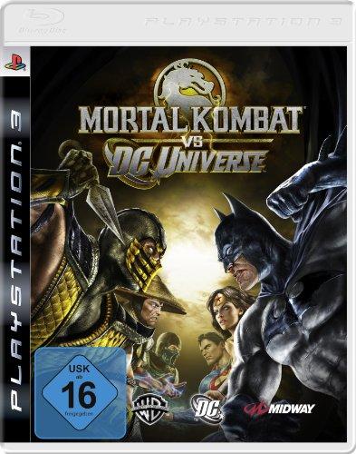 Mortal Kombat vs. DC Universe [Software Pyramide]