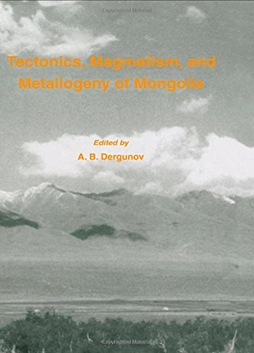 Tectonics, Magmatism and Metallogeny of Mongolia (2002-10-11) par unknown