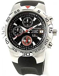 6fedd052bdb5 Viceroy 43757-55 - Reloj Caballero FC Barcelona
