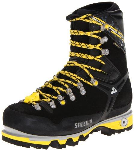 Pro Guide Schuhe black-yellow UK8.5 Schwarz
