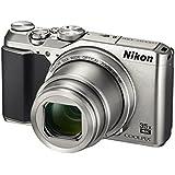 """Nikon COOLPIX A900 20.3MP 1/2.3"""" CMOS 5184 x 3888Pixeles - Cámara digital (Auto, Batería, Cámara compacta, TTL, 1/2.3"""", 4,3 - 151 mm), plata"""
