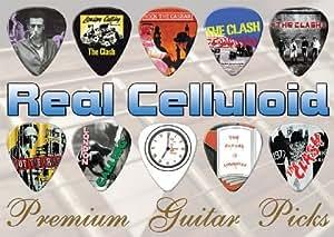 The Clash Guitar Picks X 10 (A5)