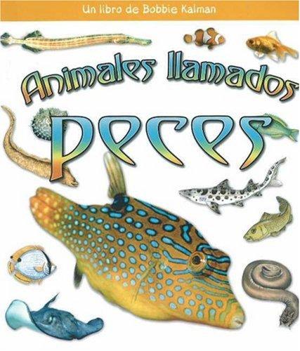 Animales Llamados Peces (Animals Called Fish) (Que Tipo De Animal Es? / What Kind of Animal is it?) por Kristina Lundblad