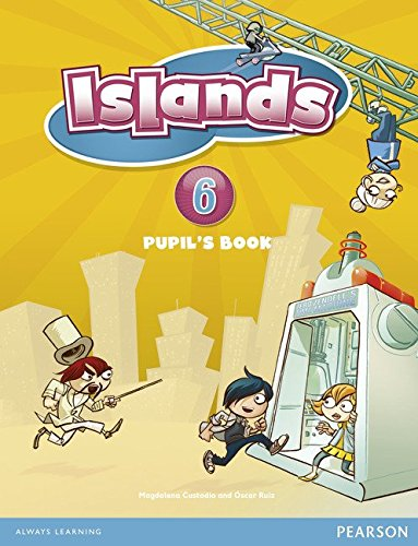Islands Spain Pupils Book 6 + Our Changing Planet Pack
