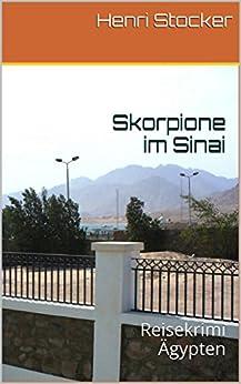 Skorpione im Sinai