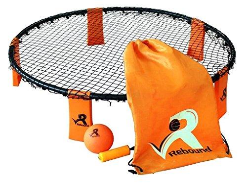Rebound Ball Spiel Set–3Ball Set, Tasche mit Kordelzug, Pumpe und Rules–Tolles Weihnachtsgeschenk.