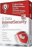 G Data InternetSecurity 2011 3PC, 25 Monate Updates