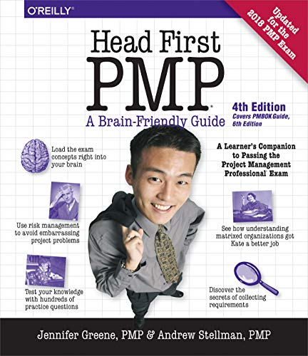 Head First PMP: A Learner's Companion to Passing the Project Management Professional Exam (English Edition)