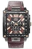 Cerruti - Herren -Armbanduhr- CRA012SUB12BR