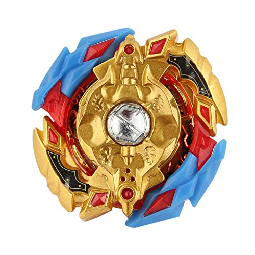 553d0ededd B Blesiya Juguete de Peonza de Batalla Fusión Metal 4D Juego Divertido para  Niños Adultos -