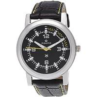 Maxima Attivo Analog Black Dial Men's Watch - 20984LMGI