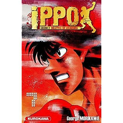 Ippo - saison 2, Destins de boxeurs - tome 07 (7)