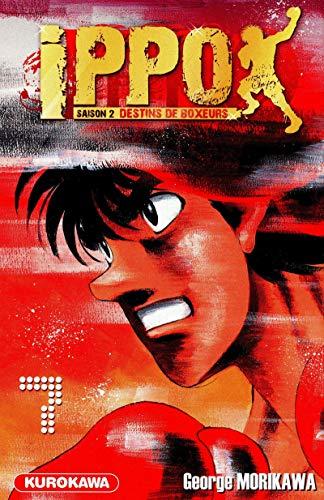 Ippo - Saison 2 - Destins de boxeurs Vol.7