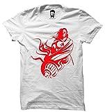 RappersShop Hanuman-Ji Red Premium Men