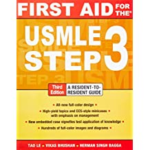 First Aid for the USMLE Step 3, Third Edition