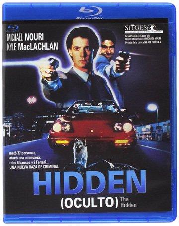 The Hidden - Das unsagbar Böse / The Hidden (1987) ( ) [ Spanische Import ] (Blu-Ray)
