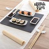 MazaliJuego para Sushi, Piedra, 11 Piezas