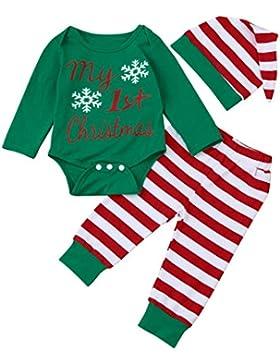 sunnymi Weihnachten Grün 3pcs Ca