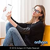 Archgon GL-B147-K Fashion Computer Glasses Anti Blue Light UV Protection A+ Crystal Tempered Lens Model Tokyo Nerdy