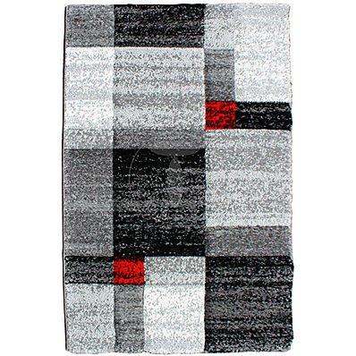 Tomasucci Chess Grey 230 tappeto