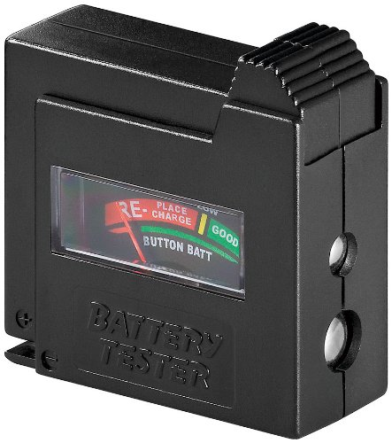 Wentronic Batterietester; BT 1 Battery-check
