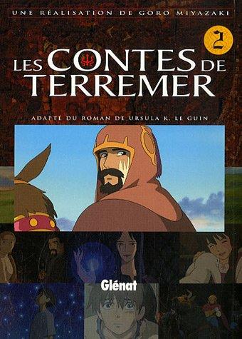 Contes de Terremer Vol.2 par MIYAZAKI Hayao