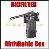 HAILEA HL-BT 400 Innenfilter inkl. Aktivkohle-Box Filter Süß Meerwasser