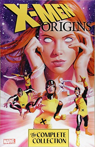 Cyclops Jean (X-Men Origins: The Complete Collection)